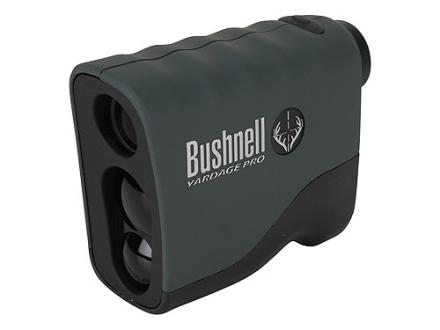 Bushnell Yardage Pro Trophy Laser Rangefinder 800 Yard 5x Black