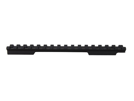 EGW 1-Piece Picatinny-Style Base Savage 10 Through 16 Round Rear, Axis Short Action Matte