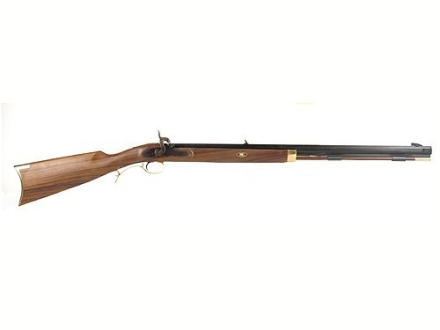 "Lyman Trade Black Powder Rifle 54 Caliber Percussion 1 in 48"" Twist 28"" Barrel Blue"