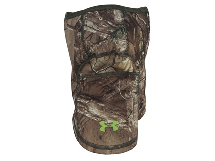 Under Armour Scent Control Face Mask Polyester Realtree Xtra Camo