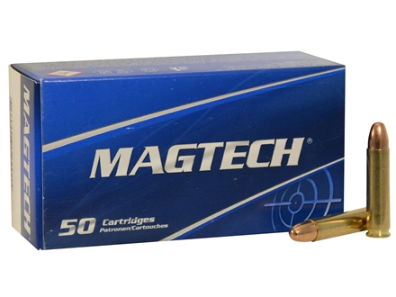 Magtech Sport Ammunition 30 Carbine 110 Grain Full Metal Jacket Box of 50
