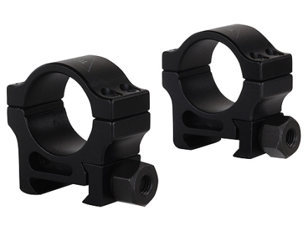 "Trijicon 1"" Accupoint Aluminum Picatinny-Style Rings Matte Medium"