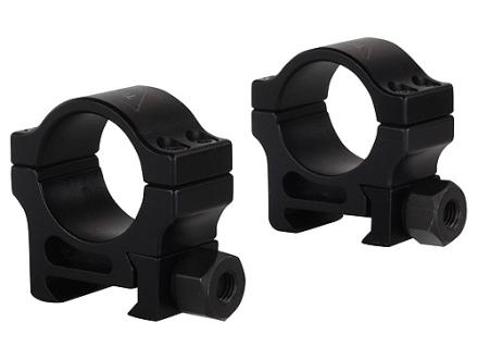 "Trijicon 1"" Accupoint Aluminum Picatinny-Style Rings Matte Medium"