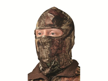Hunter's Specialties Spandex Face Mask Polyester Mossy Oak Break-Up Infinity Camo