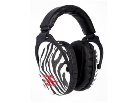 Pro Ears ReVO Earmuffs (NRR 26 dB) Zebra