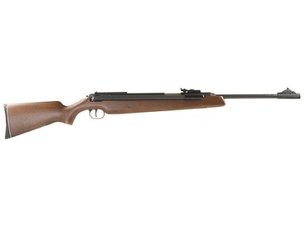 RWS 48 Air Rifle 177 Caliber Wood Stock Blue Barrel