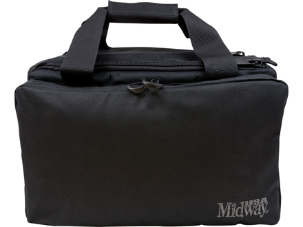 MidwayUSA Compact Competition Range Bag PVC Coated Polyester