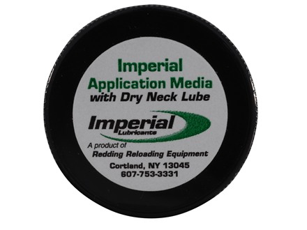 Imperial Dry Neck Lube Application Media 1 oz