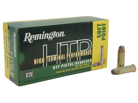 Remington High Terminal Performance Ammunition 41 Remington Magnum 210 Grain Soft Point Box of 50
