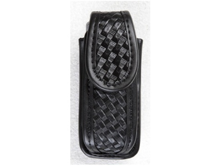 Tuff Products Phone Case Belt Holster Basketweave Black Medium
