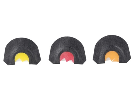 Tom Teasers Pro Series Diaphragm Turkey Call Pack of 3