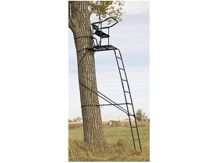 Big Game The Executive Ladder Treestand Steel Black