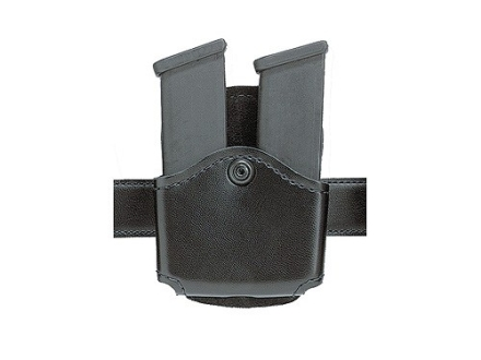 Safariland 572 Double Mag Paddle Pouch Beretta 8000, 8040, 92, 96, Browning BDM, HK P7, Ruger P-89, P-91, P-93, P-94, Taurus PT92, 92C, 99, 99C, 101 Laminate Black