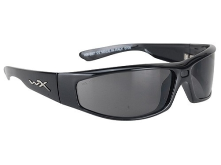 Wiley X Revolvr Shooting Safety Glasses Smoke Lens