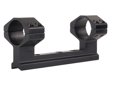 "Weaver 1-Piece Scope Base with 1"" Integral Rings CVA, Traditions"