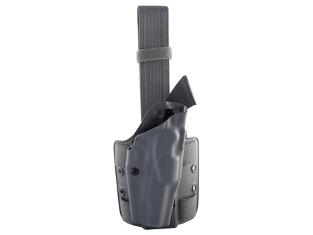 Safariland 6354 ALS Tactical Drop Leg Holster Right Hand 1911 Government Polymer Foliage Green