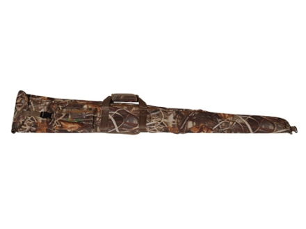 "Tanglefree Easy Side Opening Floating Shotgun Gun Case 55"" Nylon Realtree Max-4 Camo"