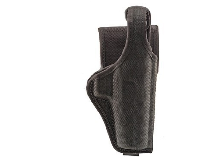 Bianchi 7115 AccuMold Vanguard Holster Right Hand S&W 411, 909, 1076, 3904, 4006, 5904 Nylon Black