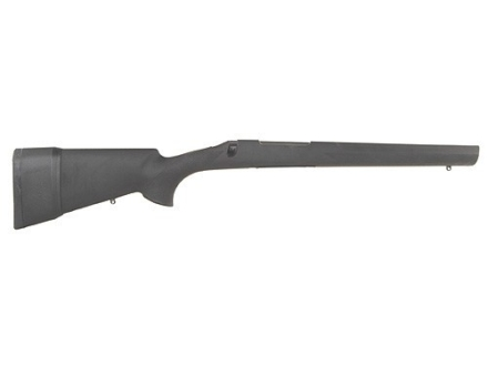 Blackhawk Knoxx CompStock Rifle Stock Remington 700 BDL Short Action Standard Barrel Pillar Bed Overmolded Rubber & Synthetic Black