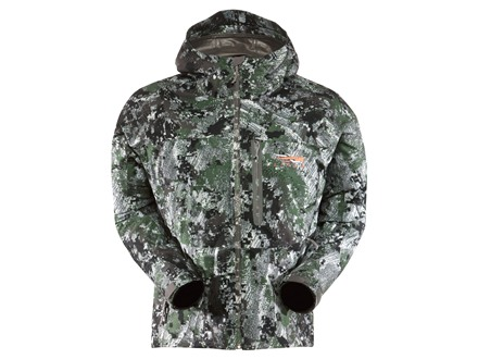 Sitka Men's Downpour Rain Jacket Polyester