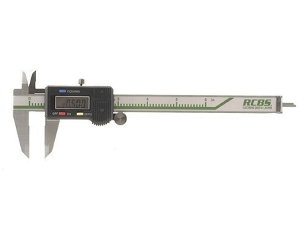 "RCBS Electronic Caliper 6"" Stainless Steel"
