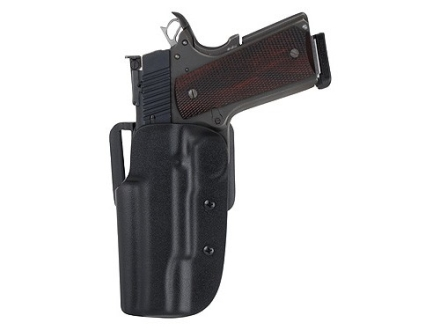 Blade-Tech ASR Outside the Waistband Holster Left Hand FNP-40 Kydex Black