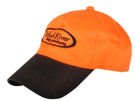 Mud River Logo Cap Waxed Cavnas