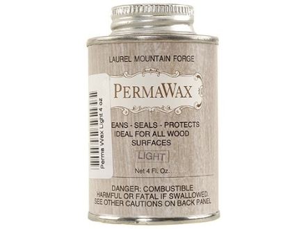 Laurel Mountain PermaWax Gunstock Wax Light 4 oz Liquid
