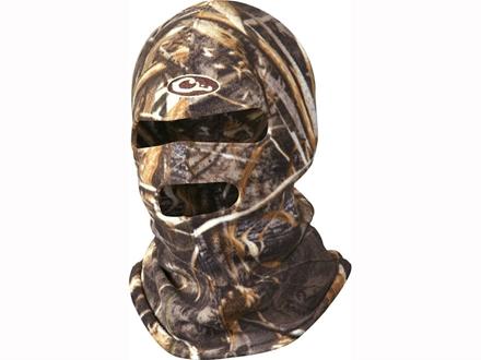 Drake MST Face Mask Polyester Realtree Max-5 Camo