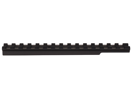 EGW 1-Piece Picatinny-Style 20 MOA Elevated Base Remington 597 Matte