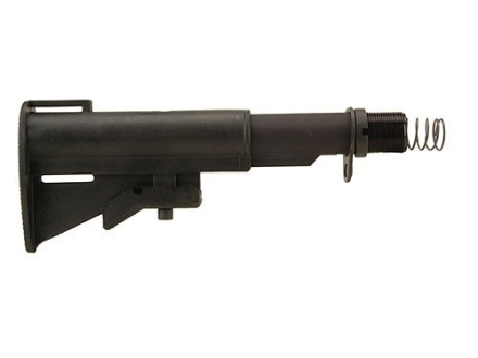 Model 1 Buttstock Assembly 4-Position Commercial Diameter Collapsible AR-15 Carbine Synthetic Black