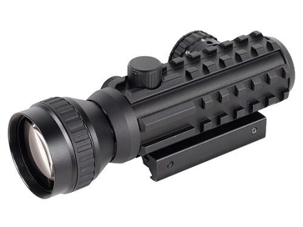 Barska Electro Sight Red Dot Sight 2x 30mm 5 MOA Red Dot Reticle Matte