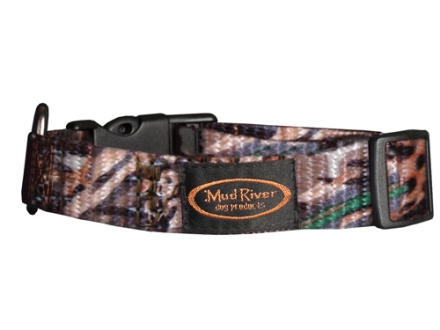 Mud River Bootlegger Adjustable Clip Dog Collar