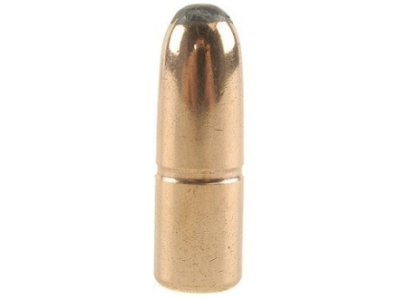 Woodleigh Bullets 416 Remington Magnum (416 Diameter) 400 Grain Bonded Weldcore Round Nose Soft Point Box of 50