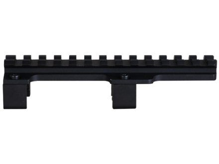 Leapers UTG New Generation Bi-Directional Stanag Claw Picatinny-Style Rail H&K Matte