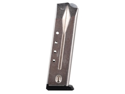 Ruger Magazine Ruger P89, P93, P94, P95, PC9 9mm Luger 15-Round Stainless Steel