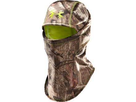 Under Armour Scent Control Balaclava Polyester Mossy Oak Break-Up Infinity Camo