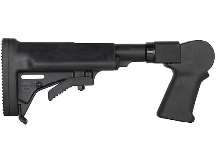 Choate Adjustable Stock Thompson Center G2 Contender (Only) Rifle Steel and Synthetic Black