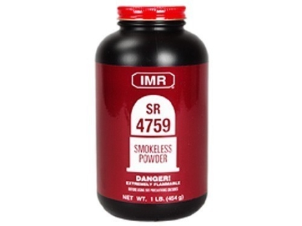 IMR SR4759 Smokeless Gun Powder