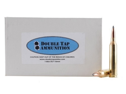 Doubletap Ammunition 7mm Remington Magnum 140 Grain Nosler Partition Box of 20