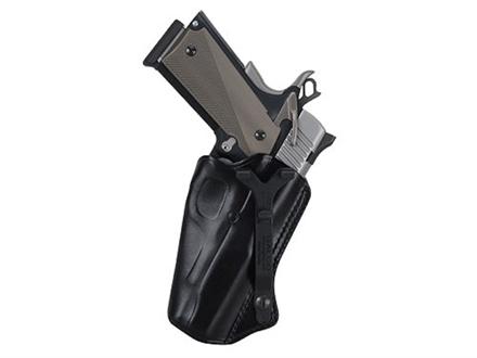 Galco SkyOps Inside the Waistband Holster Ambidextrous Glock 26, 27, 33 Leather Black