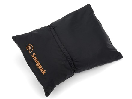 Snugpak Snuggy Headrest Pillow Nylon Black