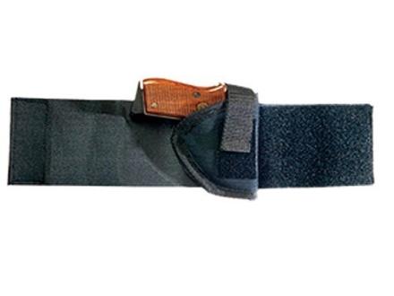 Bulldog Pro Series Ankle Holster Right Hand Beretta 20, 21, 950, KBI PSP 25 Nylon Black