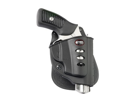 Fobus Evolution Roto Paddle Holster Right Hand Ruger SP101 Polymer Black
