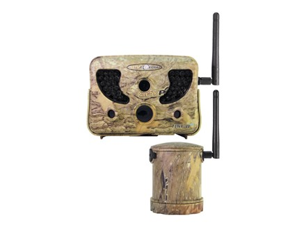 Spypoint Tiny-WBF Wireless Black Flash Infrared Game Camera with Remote 8 Megapixel with Viewing Screen Spypoint Dark Forest Camo