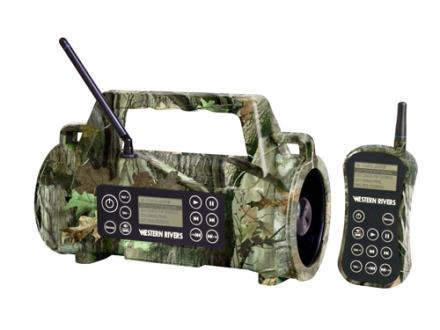 Western Rivers Nite Stalker Electronic Predator Call Camo