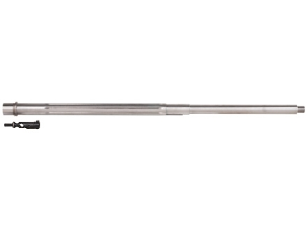 "Satern Match Barrel with Bolt AR-15 6.5 Grendel Medium Weight 1 in 8.75"" Twist 24"" Stainless Steel Pre-Ban"