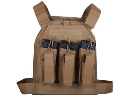 US Palm AK Defender Series Soft Body Armor Level IIIA Front Panel 500d Cordura Nylon Large