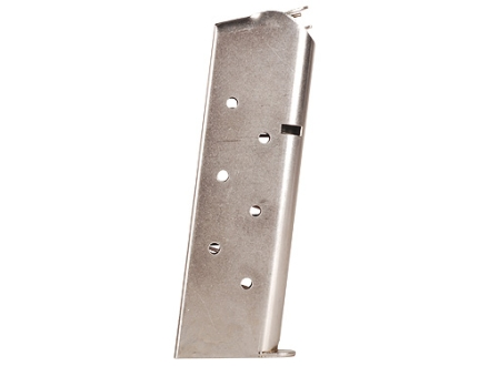 Colt Magazine 1911 Government, Commander 45 ACP 7-Round Steel Nickel Plated