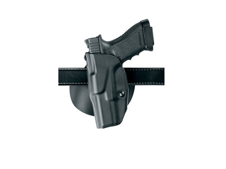 Safariland 6378 ALS Paddle and Belt Loop Holster Left Hand S&W M&P Composite Black